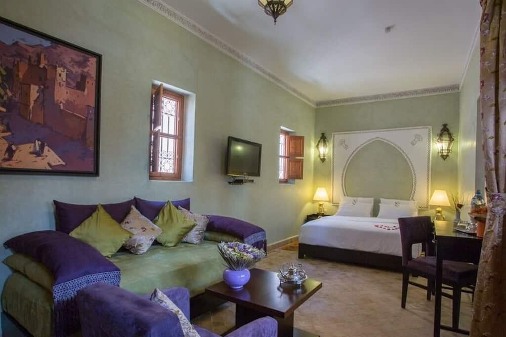 חדר יוקרתי זוגי, חדר רחצה פרטי - חדר אורחים