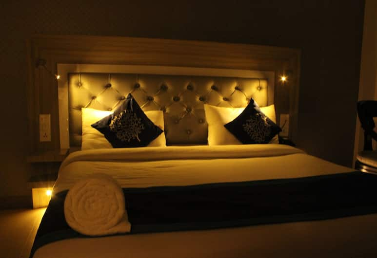 Tulalip Hotel, Gurugram, Basic Double Room, 1 Katil Kelamin (Double), Bilik Tamu
