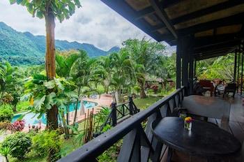 Mynd af Hillside - Nature Lifestyle Lodge í Luang Prabang