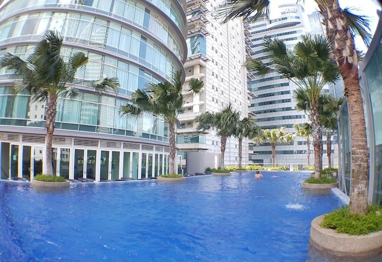 Vortex KLCC by Luxury Suites Asia, Kuala Lumpur, Pool