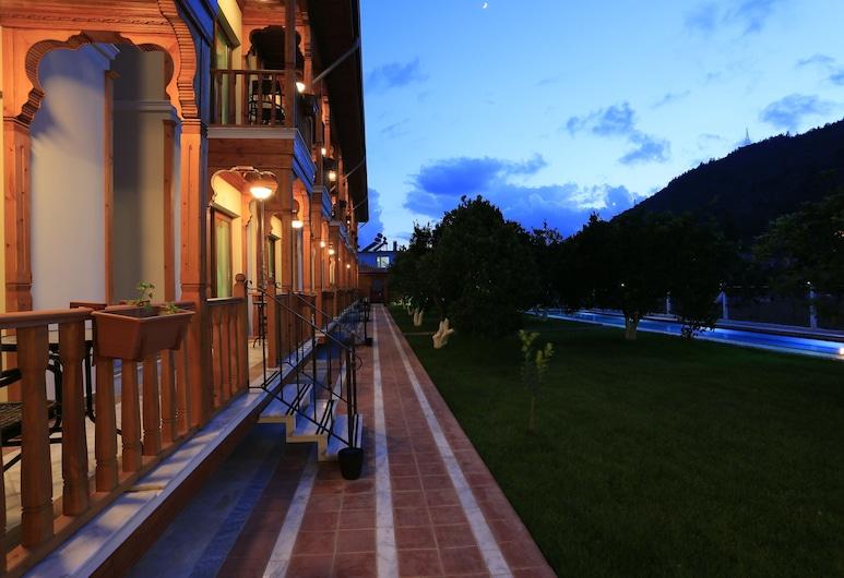 Kerme Ottoman Gökova Butik Hotel, Ula, Areál