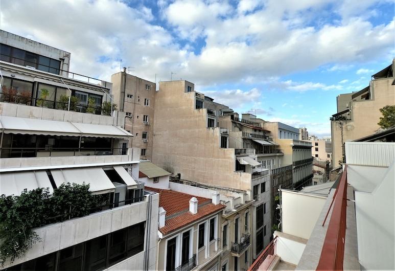 阿克琉斯酒店, 比雷埃夫斯, 單人房, 私人浴室, 陽台