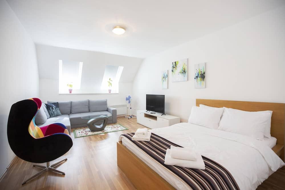 Apartamento luxo, 3 quartos, 2 banheiros, Mezanino - Imagem em destaque