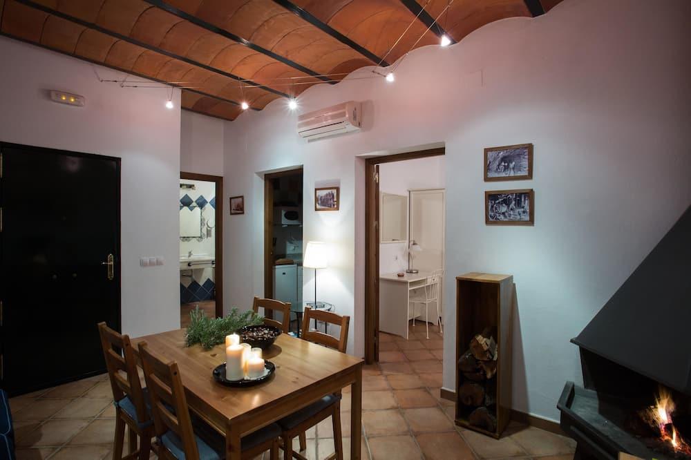 ハウス 1 ベッドルーム (Casa del Cobre) - リビング ルーム