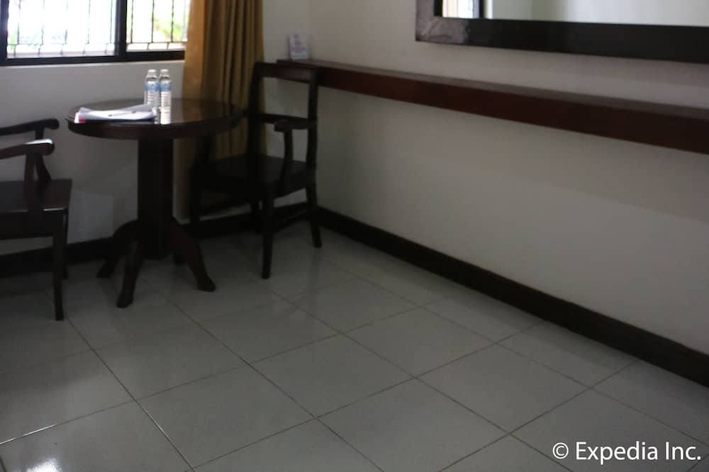 Standard Room - Living Room