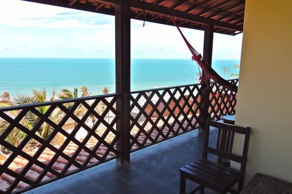 Soba, pogled na ocean - Balkon