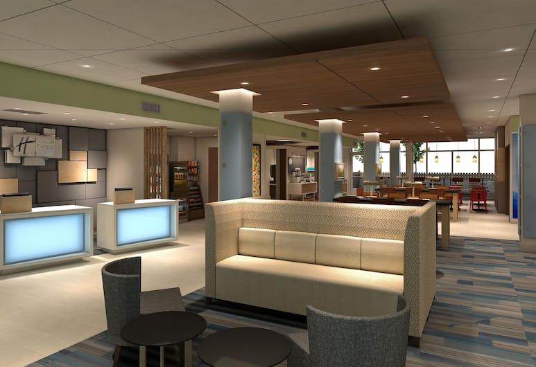 Holiday Inn Express & Suites Dallas Northeast - Arboretum, Dallas, Külső rész