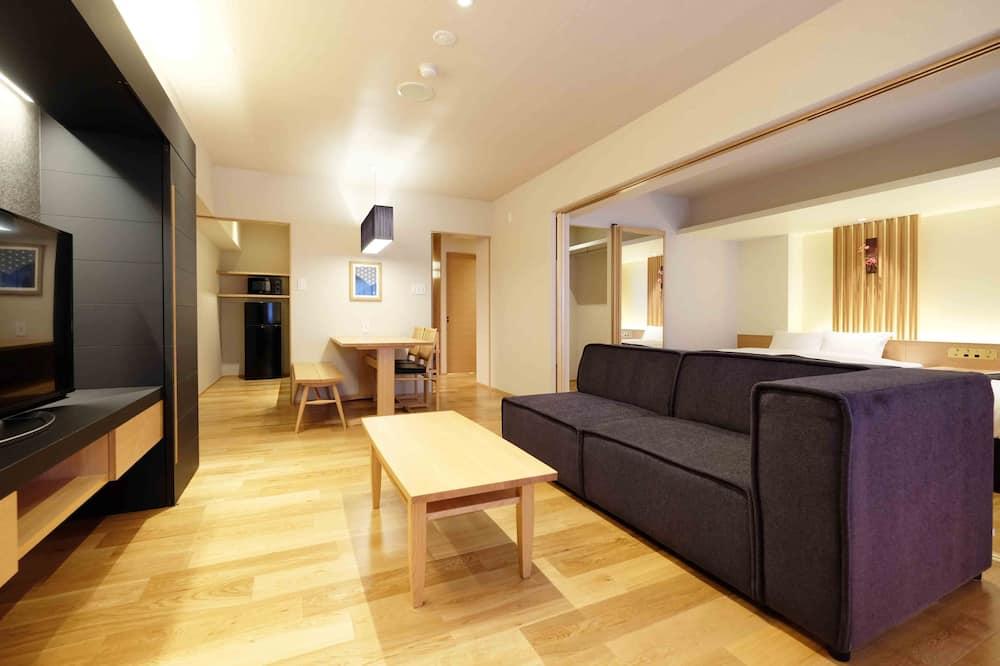 尊爵公寓 - 客廳