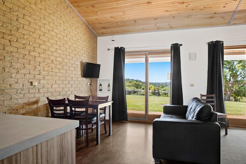 Family Διαμέρισμα, 1 Υπνοδωμάτιο, Θέα στο Βουνό - Καθιστικό