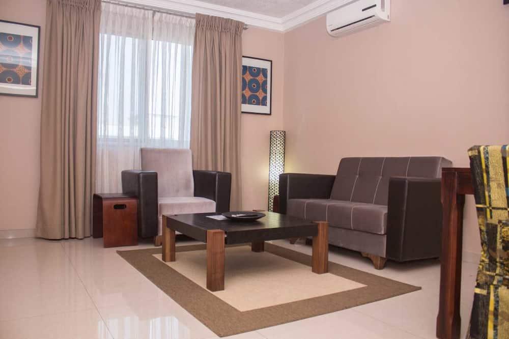 Štandardný apartmán - Obývačka