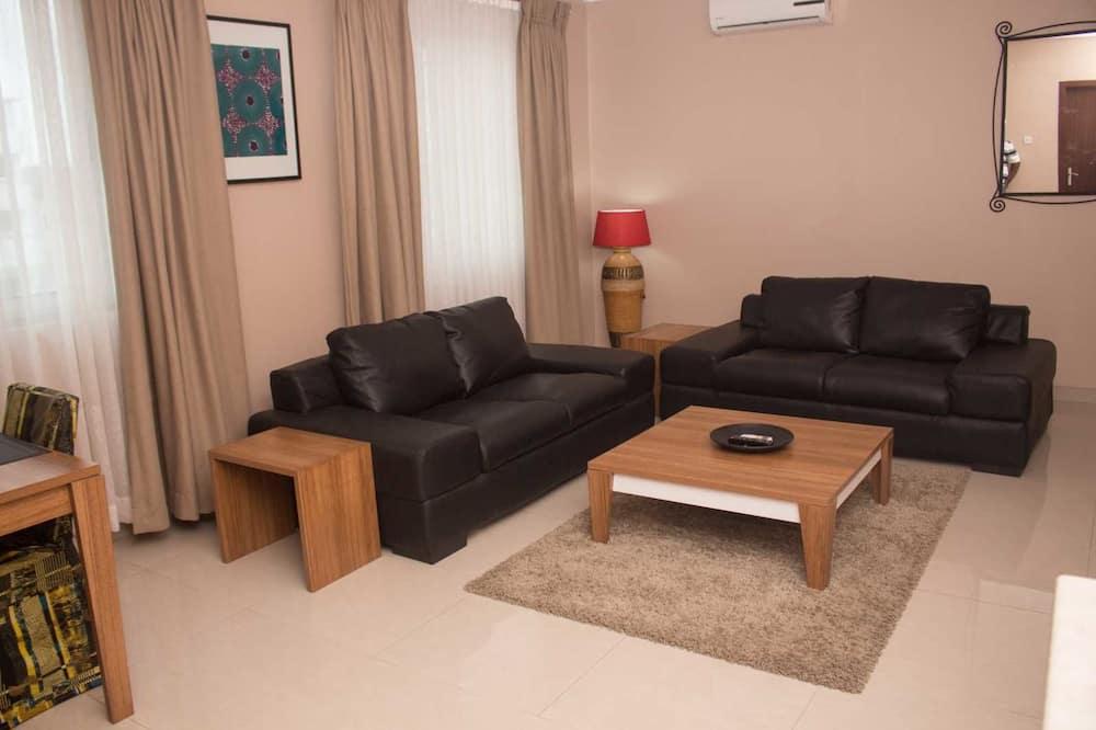 Apartmán typu Executive - Obývačka
