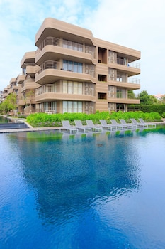 Obrázek hotelu Baan Sanngarm Beachfront Condominium ve městě Cha-am