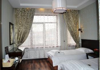 Slika: Happy Inn Hotel na Sofiyskoy ‒ Sankt Peterburg