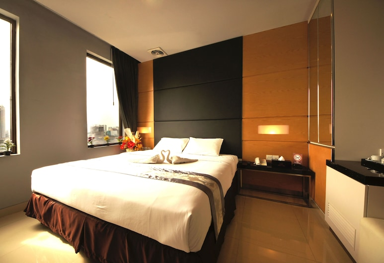 B Fashion Hotel, Jakarta, Deluxe Room, Guest Room