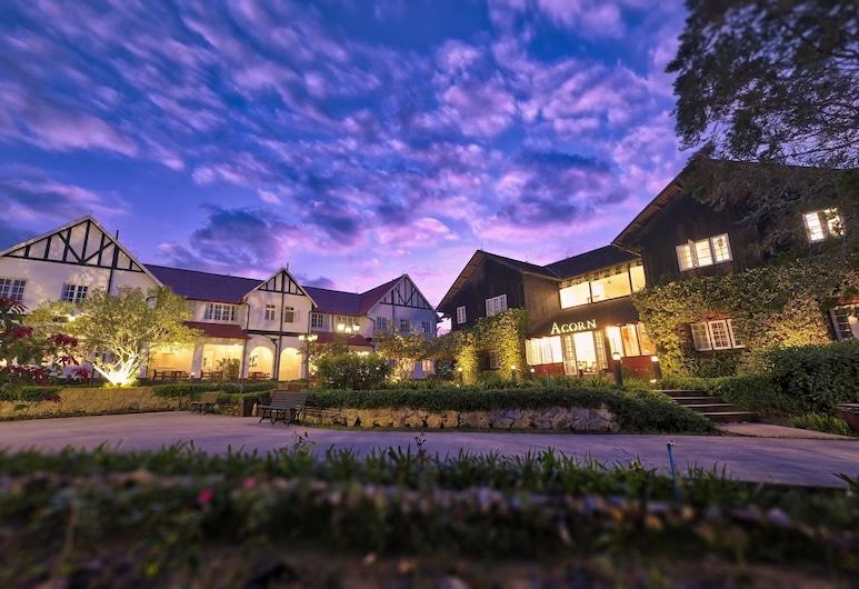 Kalaw Heritage Hotel, Kalaw, Hadapan Hotel - Petang/Malam