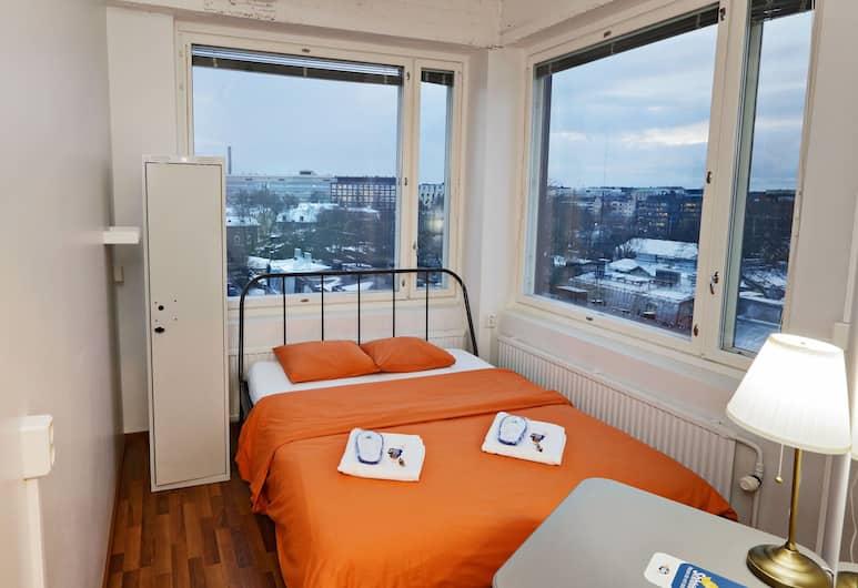 CheapSleep Helsinki, Helsingi, Kahetuba, omaette vannitoaga, Tuba
