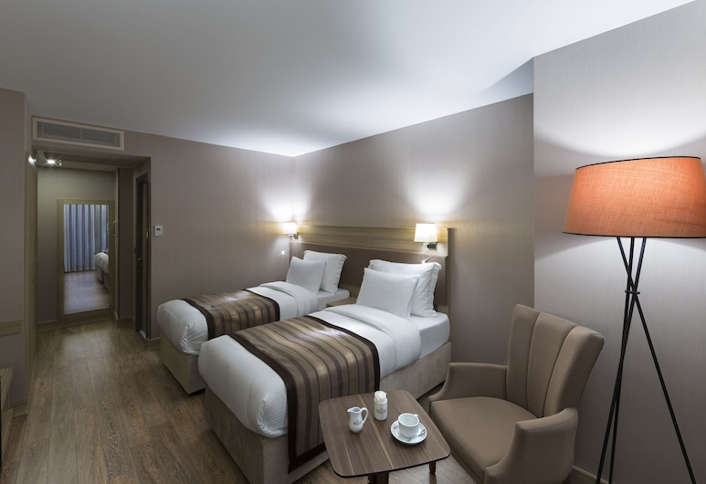 Regard Hotel, Κωνσταντινούπολη, Standard Δίκλινο Δωμάτιο (Twin), Δωμάτιο επισκεπτών