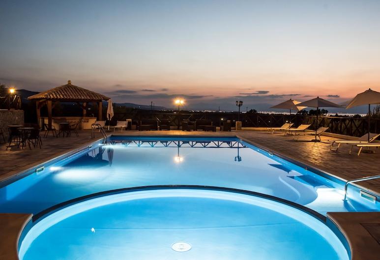 Le Colline del Gelso, Corigliano-Rossano, Bar przy basenie