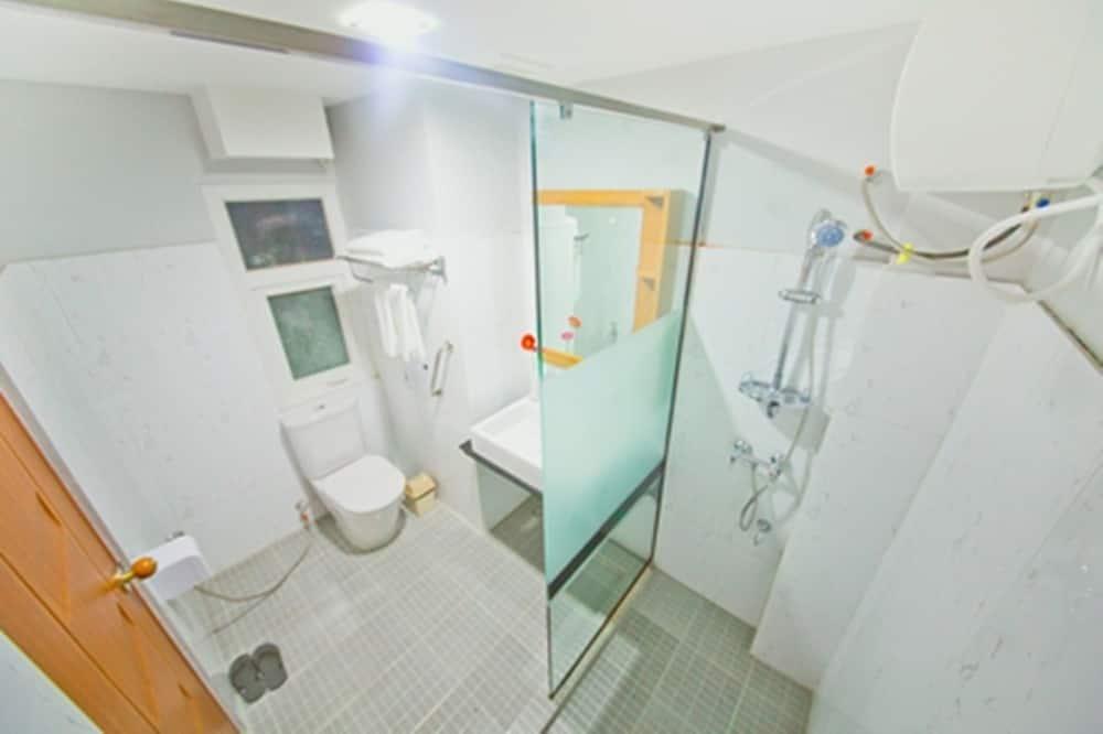 ห้องสแตนดาร์ด - ห้องน้ำ