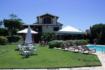 Introduce sus fechas y vea precios de hoteles última hora en Saquarema