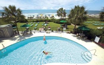 תמונה של Palms Resort במירטל ביץ'
