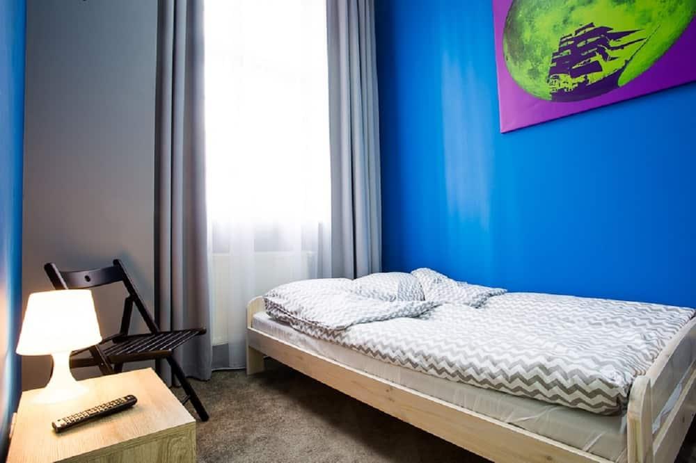 Dobbeltværelse - privat badeværelse (DOUBLE) - Opholdsområde
