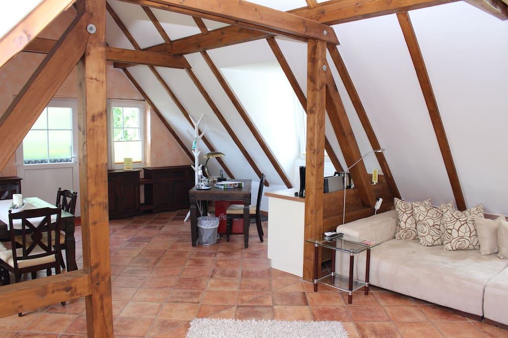Superior Suite, 1 Bedroom, Kitchenette - Living Area