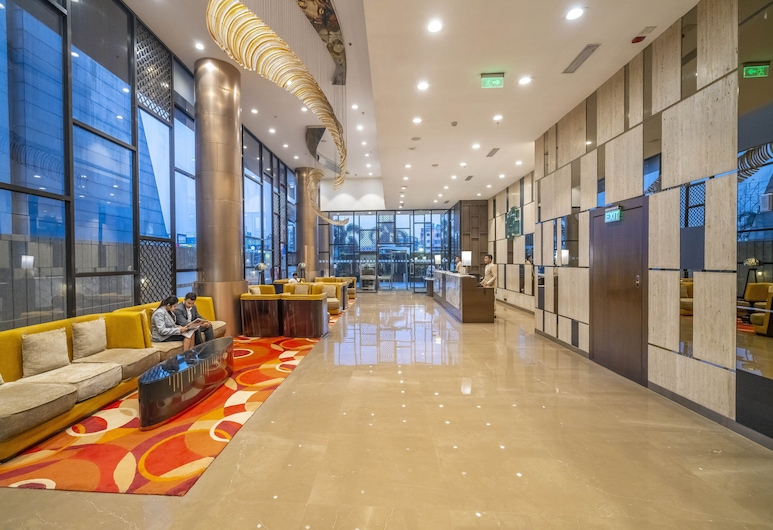 加爾各答機場假日酒店 - IHG 酒店, 加爾各答, 大堂