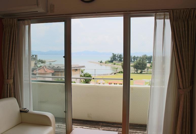 香格里拉宅邸酒店, 名護, 家庭客房, 非吸煙房 (2 Beds & 2 Japanese Futons), 客房景觀