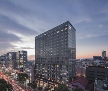 首爾江南快活酒店的圖片