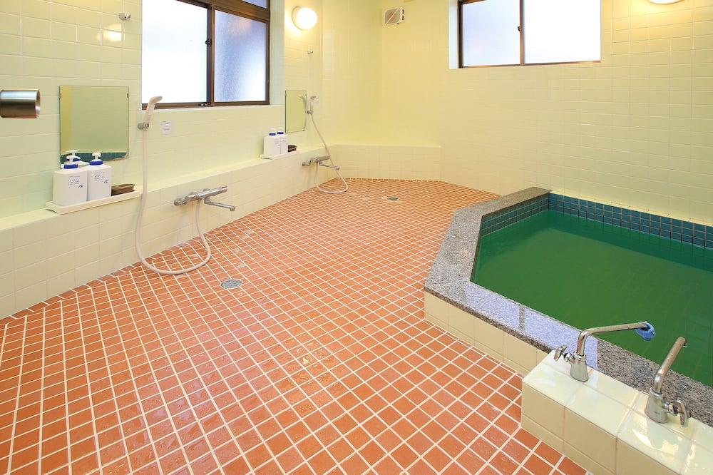 Traditionellt rum - delat badrum (Japanese Style) - Badrum