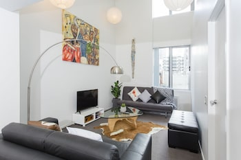 Foto del TOWNY - Britomart Central Apartment - 2 Bedrooms en Auckland
