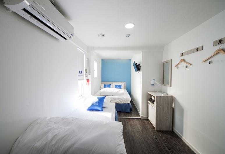 K-게스트하우스 동대문 5, 서울특별시, 스탠다드 트리플룸, 객실