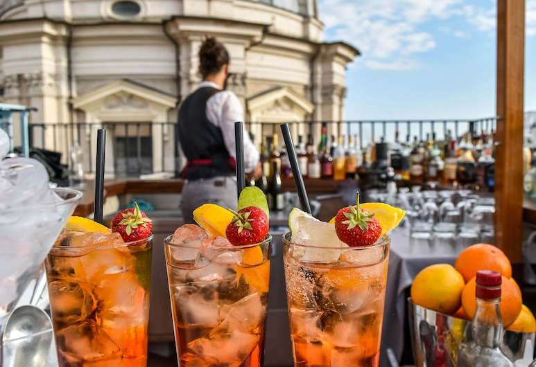 Eitch Borromini Palazzo Pamphilj, Rome, Bar de l'hôtel