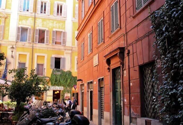 Trevi Luxury Rooms, Roma, Esterni