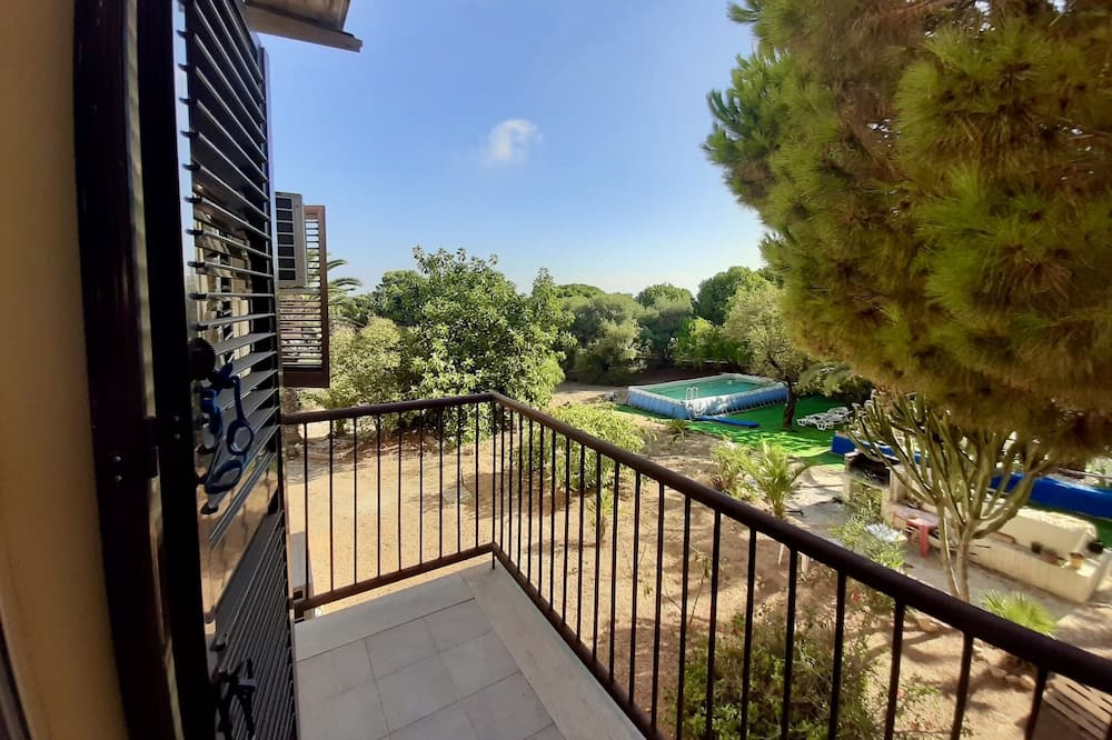 Comfort-Suite - Balkon