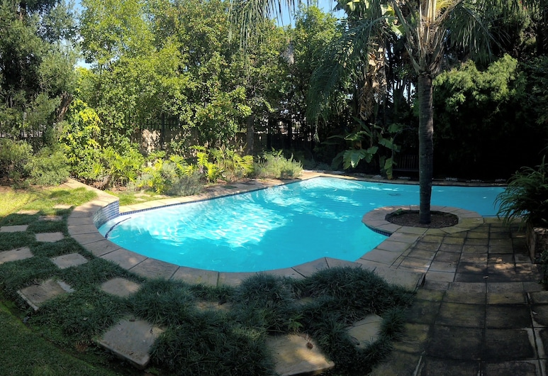 Ça Ira Wellness Retreat, Pretoria, Outdoor Pool