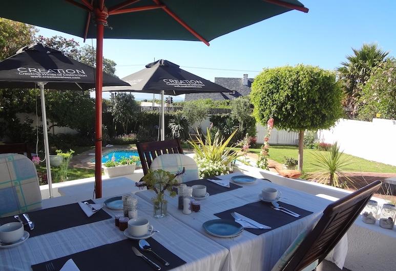 Walker Bay Manor, Hermanus, Outdoor Dining