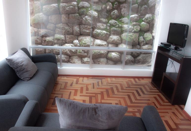 Apartamento en el centro de Cusco, Cusco, Apartamento Clássico, 3 Quartos, Cozinha, Pátio, Área de Estar