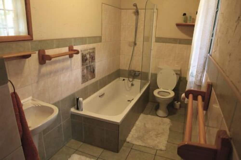 Comfort dubbelrum - 1 sovrum (Rooms with Double Beds) - Badrum
