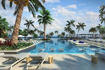 Mynd af UNICO Hotel Riviera Maya - Adults Only - All Inclusive í Kantenah