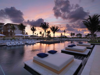 Nuotrauka: UNICO 20 87 Hotel Riviera Maya - Adults Only - All Inclusive, Kantena