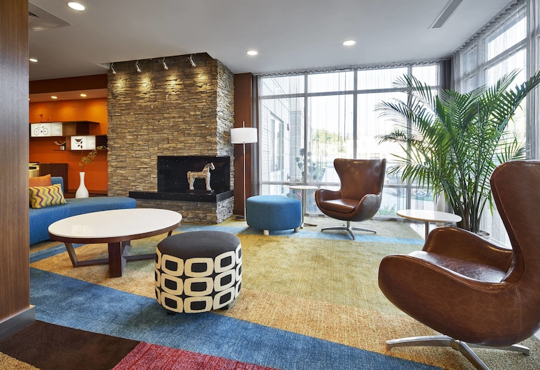 Fairfield Inn & Suites by Marriott Alexandria, Alexandria, Indiana
