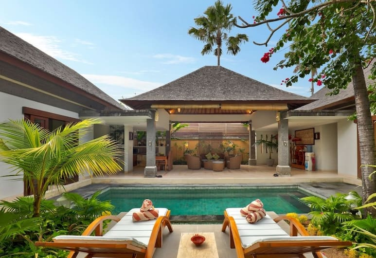 The Buah Bali Villas, Seminyak, Bazén