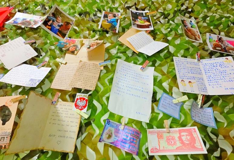 Sleeping bag Boar Backpacker - Hostel, Taitung, Vestibils