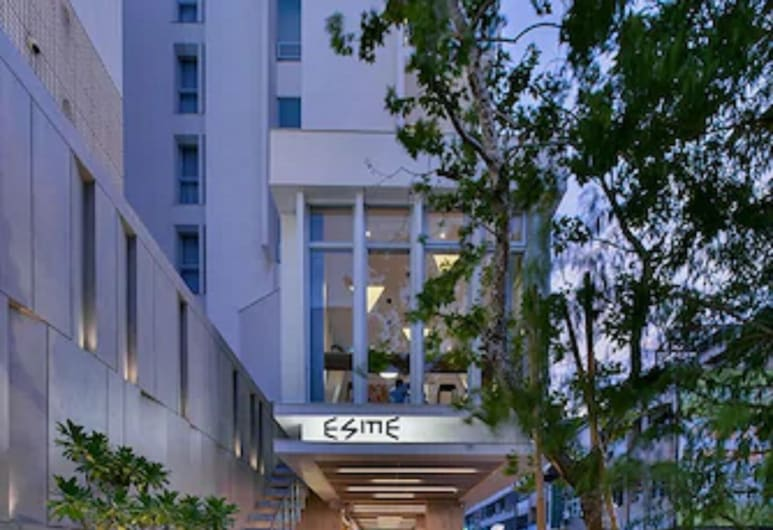 Hotel Mapp, Taichung, Hotel Front