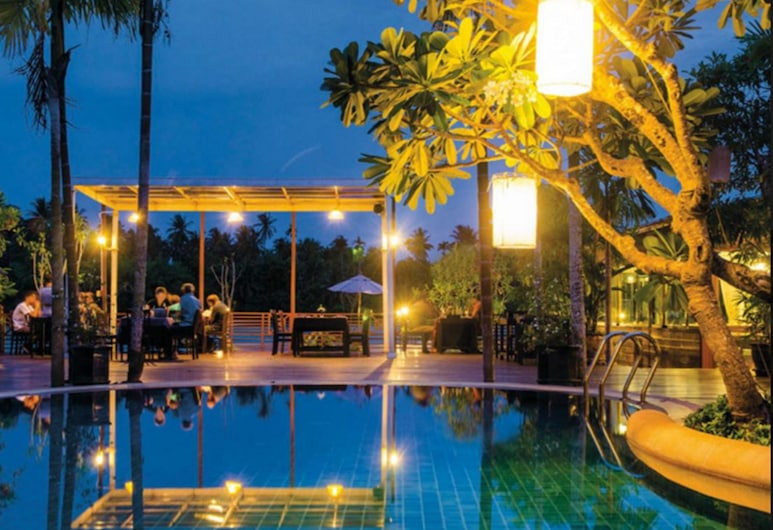 Baan Amphawa Resort & Spa, Amphawa, Āra baseins