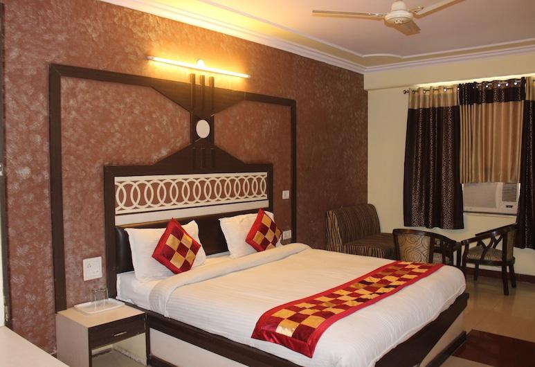 HOTEL MUSKAN PALACE, Jaipur, Super Deluxe Room, Quarto