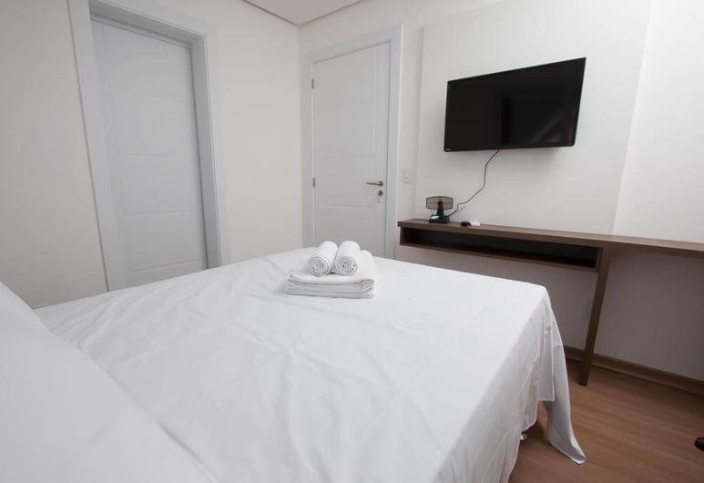 Residencial Scheifler, Gramado, Apartament, Wiele łóżek (402), Pokój