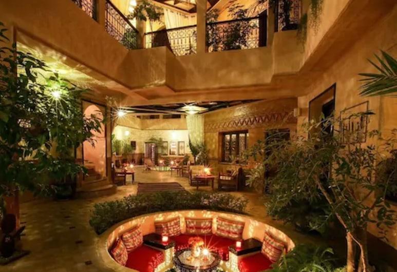 里亞德索斯貝爾貝雷斯旅館, Marrakech
